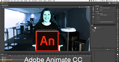 Animate CC, ditt nye program for animasjon og annonsebannere