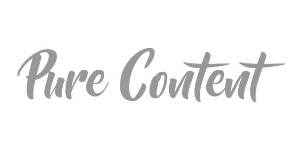 Logo Pure Content
